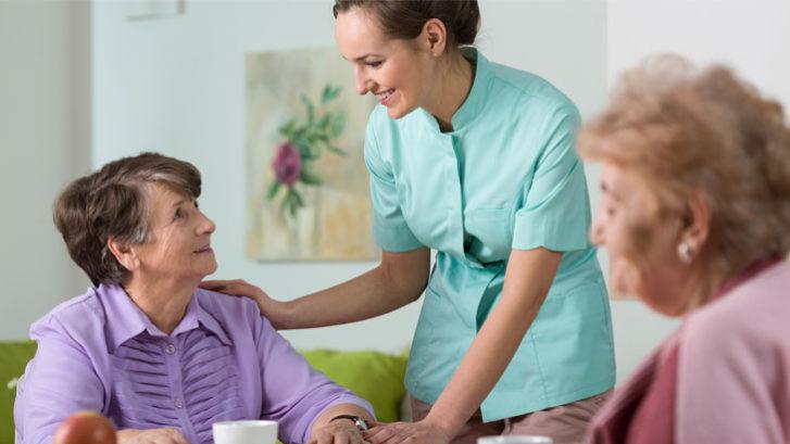 assistenza malati, assistenza anziani, influenza, influenza e anziani, salute anziani, prevenzione anziani