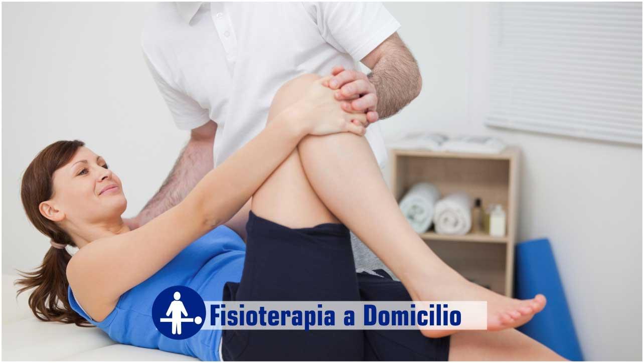 il faro assistenza offre fisioterapia a domicilio