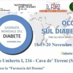 GIORNATA MONDIALE DEL DIABETE - 18-19-20/11/2016