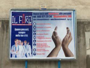 La nostra pubblicità... in tutta la provincia di Salerno