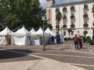 """""""Città Del Benessere"""", 6-8 Maggio 2016, Lungomare Trieste/Piazza Cavour, Salerno"""