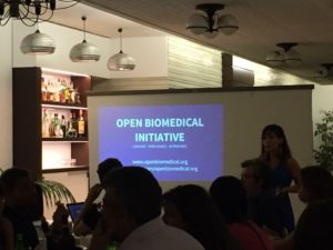Serata di Beneficenza in Favore di Open Biomedical Initiative