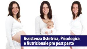 assistenza ostetrica