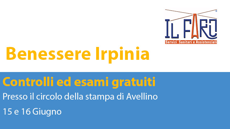 benessere in irpinia