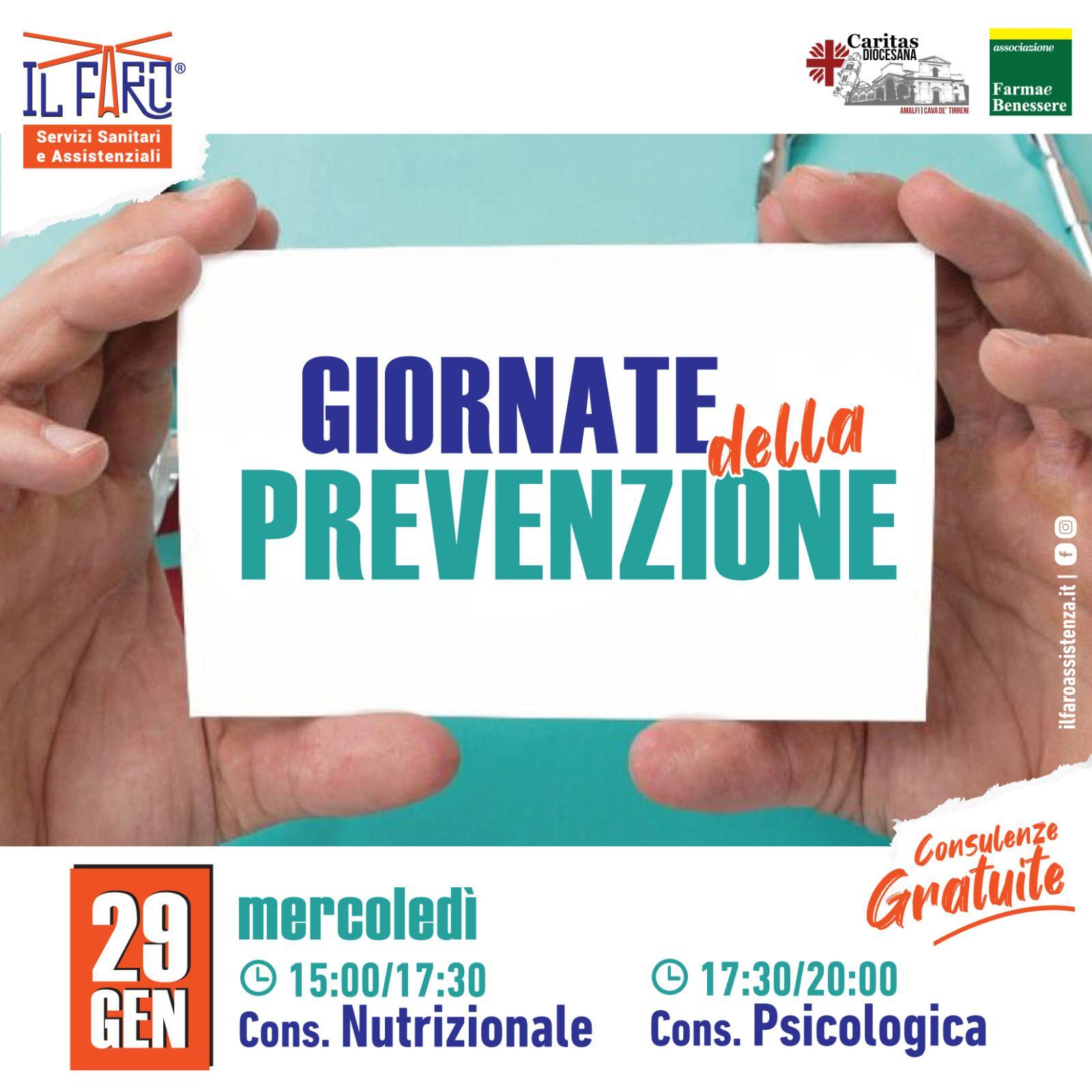 Giornate della Prevenzione